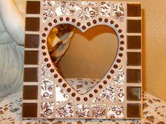 #heartframemosaic Heart Mosaic, Heart Frame Mosaic, https://www.facebook.com/Heart2HeartMosaics