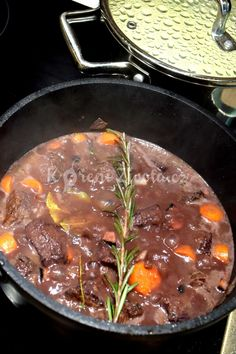 Iron Pan, Meat Recipes, Food And Drink, Beef, Kitchen, Cooking, Meat, Kitchens, Cuisine