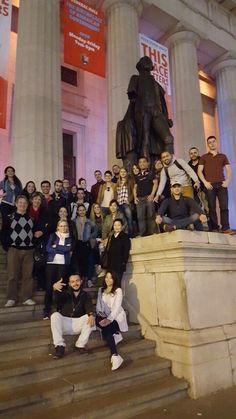 Les étudiants WIBS à New York, enjoy !!!