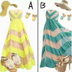Spring is near here are some great outfits