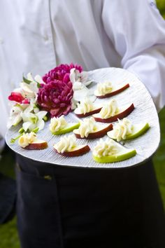 Butler-passed Hors d'oeuvres Photo Gallery - Culinary Crafts Catering