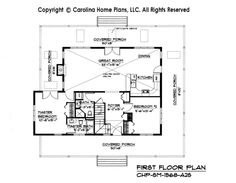 Small 2 Story Open House Plan CHP-SM-1568-A2S Sq Ft | Affordable Two Story Home Plan under 1600 Square Feet