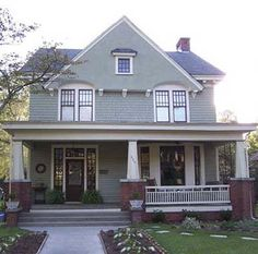 Photo: Monty G. | thisoldhouse.com | from Best Curb Appeal Before and Afters 2010  Big beautiful porch!
