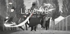 Levels Ahead | Kirito | Sword Art Online | SAO | (gif)