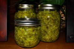 Tangy Dill Pickle Relish. This recipe is so good! The cornstarch gives it a nice thicker consistency. 2014 batch