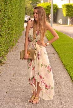 Beautiful Print Dress Ideas (14)