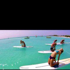 Paddle Board Yoga  @Malia Littlefield Littlefield Littlefield Coffman @Meghan Krane Krane Krane Crown @Abby Christine Christine Christine Smith    #Paddleboardshop #paddleboard #paddleboarding