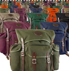 DULUTH PACK :)