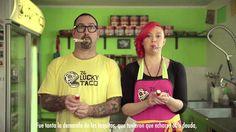The Lucky Taco, Kickstarter Campaign