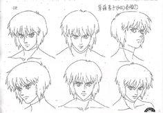 Living Lines Library: Kôkaku kidôtai: Ghost in the Shell Manga Art, Anime Manga, Cyberpunk, Good Animated Movies, Character Turnaround, Masamune Shirow, Motoko Kusanagi, Ghost In The Shell, Cool Animations