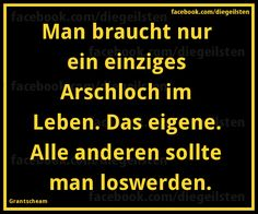 Jokes Quotes, True Quotes, Funny Quotes, Yes Man, Spirit Quotes, German Quotes, German Words, Wit And Wisdom, Word Pictures