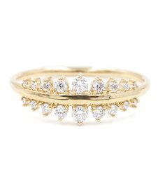 Double Diamond Tapering Band