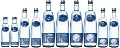 Pineo water, only available for restaurants, pubs and other hospitality venues