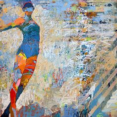 Caelum: Figures - Jylian Gustlin Contemporary Artist - Figurative Painting
