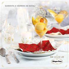 Ainda dá tempo de levar a sobremesa da ceia, é só escolher o sabor! #haagendazslovers #houseofhaagendazs #icecreamsocial