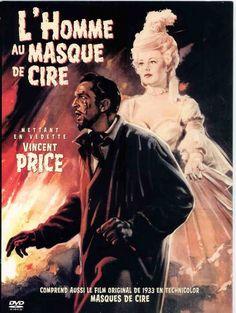 L'Homme au masque de cire d'André De Toth, mercredi 18 décembre à 14h30 et mercredi 8 janvier à 21h au Forum des images !