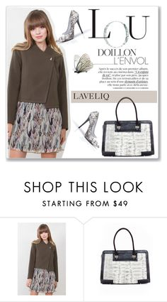 """LAVELIQ"" by amra-mak ❤ liked on Polyvore featuring women's clothing, women, female, woman, misses, juniors and Laveliq"