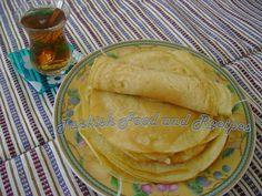 Turkish Pancakes (Krep)