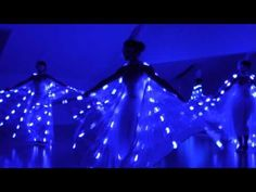 """""""Light of Dance""""/ LED Wings - YouTube Christmas Program, Disney Music, Dance Choreography, Butterfly Kisses, Pearl Harbor, Wings, Led, Youtube, Crafts"""