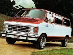 Dodge Ram Wagon