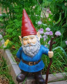 Gnomo de jardín