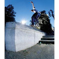 Josh kalis, Love Park 1999http://bit.ly/13QjdUF