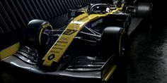 RENAULT RS19 - 2019 Formula 1, Motorcycle, Vehicles, Car, Sports, Hs Sports, Automobile, Rolling Stock, Excercise