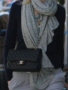 Stunning Chanel Medium Classic Double Flap Brand New Gorgeous Chanel classic double flap. Comes with Card, booklet & dust bag! Chanel Street Style, Parisian Style, Chanel Bag Classic, Mode Chanel, Chanel Fashion, Chanel Handbags, Daily Fashion, Casual Chic, Fashion Outfits