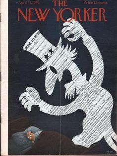 The New Yorker April 11 1959
