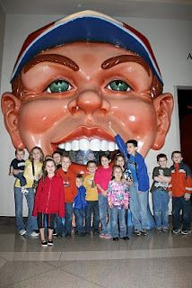 A field trip to The Health Museum in Houston, Texas with ilovemy5kids. @Lana {ilovemy5kids}