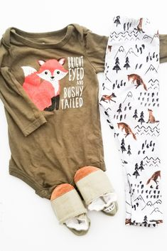 Baby pants, toddler pants, handmade leggings from the forest. So Cute Baby, Cute Baby Clothes, Cute Babies, Baby Kids, Guy Clothes, Handmade Baby Clothes, Babies Clothes, The Babys, Baby Outfits