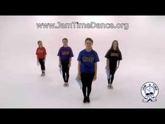 Hip Hop Dance Lessons for Kids #8 - YouTube