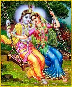 """🌺 RADHA KRISHNA 🌺 """"May Lord Krishna along with His beloved Radha bring about prosperity and auspiciousness at all times. In the same way may the devotee of Krishna, who is able to destroy all obstacles, always bring about auspiciousness. Radha Krishna Quotes, Lord Krishna Images, Radha Krishna Pictures, Radha Krishna Photo, Krishna Photos, Krishna Art, Radhe Krishna, Lord Shiva Statue, Navratri Images"""