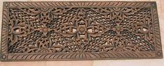 1' x 3' Teak Wood Panel