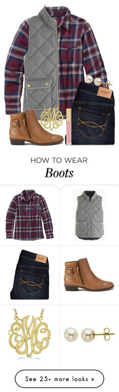 """I want this vest,shirt,boots... Actually I want it all"" by hgw8503 on Polyvore…"