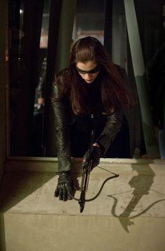Arrow - Helena Bertinelli #2.17 #Season2
