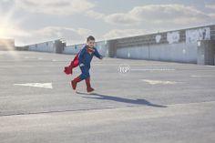 Superhero Session  |  Lindsay Galloway Photography