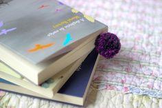Como fazer: Marcador de livro feito com lã – Blog do Tanlup