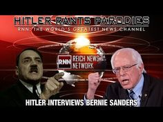Hitler interviews Bernie Sanders - YouTube
