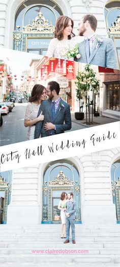 Learn the best tips to having your San Francisco City Hall Wedding!