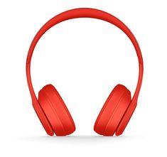 Beats Wireless On-Ear Headphones - Apple Headphone Chip, Class 1 Bluetooth, 40 Hours Of Listening Time - Matte Black (Previous Model) Wireless Headphones, Over Ear Headphones, Bluetooth, 40 Hours, Beats By Dre, Matte Red, Tech Gadgets, Connect, Cups