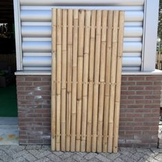 Discount Giant Bamboo Fence Panel 90 x 180 cm