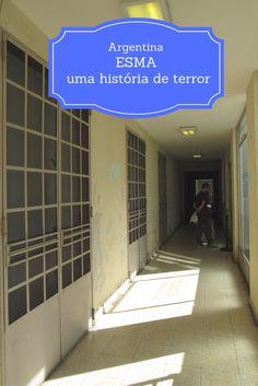 O edifício onde funcionava a antiga ESMA, centro de tortura e extermínio durante a ditadura argentina, hoje abriga o Espaço Memória e Direitos Humanos de Buenos Aires, museu que reconta a história desse capítulo cruel e duro da Argentina.