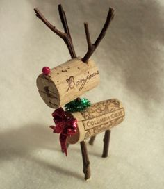 Cork Craft- make for Christmas this year