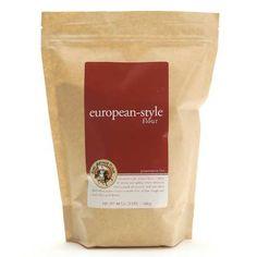 King Arthur European-Style Artisan Bread Flour - 3 lb.