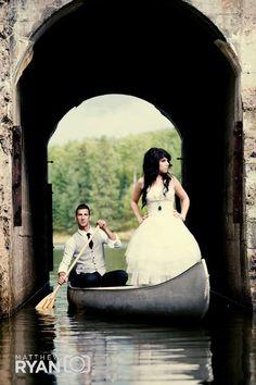 Wedding, Winnipeg, canoe, water, old architecture, wedding dress, photography Architecture Old, Post Wedding, Canoe, Wedding Photography, Engagement, Portrait, Wedding Dresses, Water, Wedding Shot