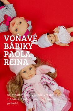 V sieti hračkárstiev TOYETO nájdete len hračky, ktoré majú svoj príbeh - tak je to aj v prípade bábik Paola Reina, ktoré si získali srdcia detí po celom svete vďaka ich prepracovanému vzhľadu, jemným vláskom i telíčku voňajúcom ako vanilka. Pozrite si, ako ich príbeh začal, ako prebieha ich výroba a aké benefity deťom prináša hra s nimi.