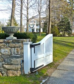 driveway gate..Please welcome at my page at: http://pinterest.com/thebeststore/lightchandeliergatecom/