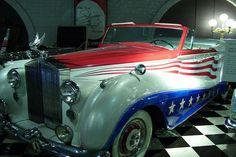 Liberace's car