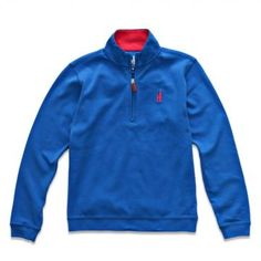 Johnnie-O Stackhouse 1/4 Zip Pullover